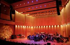 Chroma-Q Provides House Lighting in the Västerås Concert Hall