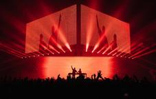 GLP Fixtures For Axwell and Ingrosso