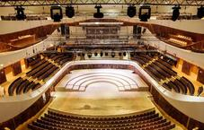 Moscow's Modern New Concert Hall Crescendos with Claypaky