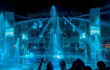 Mercedes-Platz Opening with Proteus