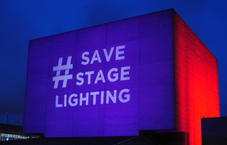 #SaveStageLighting Campaign Fundraiser launched by ALD