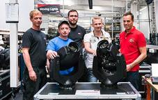 PRG Germany invests in GLP lights