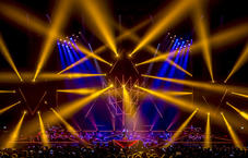 Robe, Hardwell Symphony and the art of light