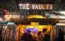 White Light Support Vaults Festival again in 2019