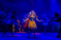Photograph from Snow White & the Seven Dwarfs - lighting design by JimmiRichardson
