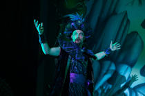 Photograph from Aladdin - lighting design by JimmiRichardson