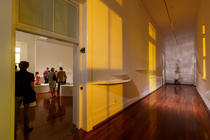 Photograph from Museum of Water - Perth Festival - lighting design by Marty Langthorne