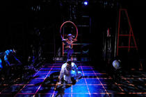 Photograph from Laika - lighting design by Marty Langthorne