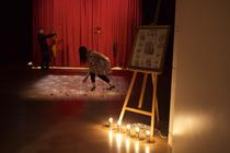 Photograph from Covet Me Care for Me - lighting design by Marty Langthorne