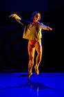 Photograph from Splat - lighting design by Marty Langthorne