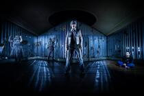 Photograph from Coraline - lighting design by Matthew Haskins