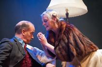 Photograph from The 39 Steps - lighting design by keithmson