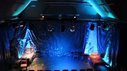 Photograph from 20:40 - lighting design by Steve Lowe
