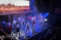 Photograph from Danny Hero - lighting design by grahamrobertslx