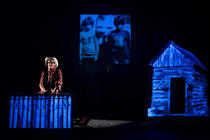 Photograph from Black River Falls - lighting design by Marty Langthorne