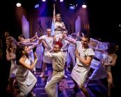 Photograph from The Boys From Syracuse - lighting design by Charlie Morgan Jones