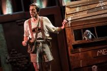 Photograph from The Producers - lighting design by Ben Pickersgill