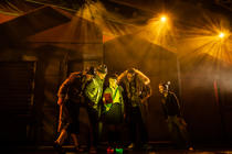 Photograph from The Wonderful Wizard of Oz - lighting design by Robbie Butler