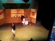 Photograph from As You Like It - lighting design by Jack Holloway