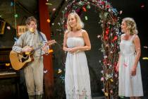 Photograph from As You Like It - lighting design by Charlie Lucas