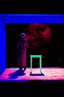 Photograph from Camera Lucida - lighting design by Marty Langthorne