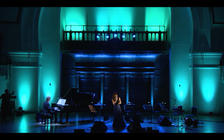 Photograph from Miki Imai Concert - lighting design by Azusa Ono