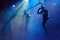 Photograph from Cirque Surreal - lighting design by Matt Ladkin
