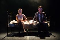 Photograph from Loveplay - lighting design by Charlie Morgan Jones