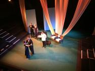 Photograph from Tonight at 8.30 - lighting design by Chris Barham