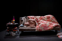 Photograph from Can't Forget About You - lighting design by James McFetridge