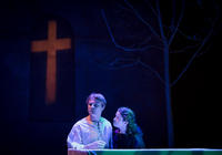 Photograph from Eternal Love - lighting design by James McFetridge