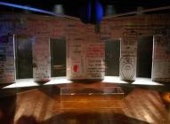 Photograph from Inglorious Technicolour - lighting design by Ian Saunders