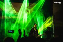 Photograph from Vița de vie album lalunch - lighting design by alinpopa