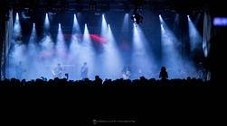 Photograph from Coma Concert - lighting design by alinpopa