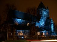 Photograph from St Stephen's Church Project - lighting design by Azusa Ono