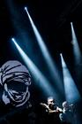 Photograph from Neu Reekie - Where are we now - lighting design by grahamrobertslx