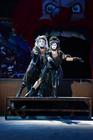 Photograph from Cats - lighting design by Andrea Moser