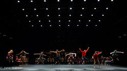Photograph from In – Nocentes - lighting design by Peter Harrison
