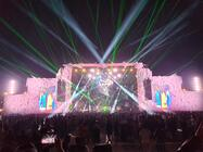 Photograph from JTTX Concert - Round 1 - lighting design by kholyman
