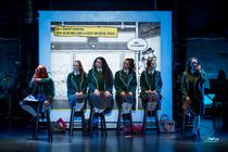 Photograph from Our ladies of perpetual succour - lighting design by alinpopa