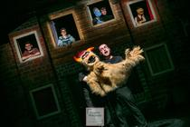 Photograph from Avenue Q - lighting design by smcalister125