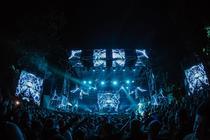 Photograph from Awake Festival 2017 - lighting design by AndreiPredut