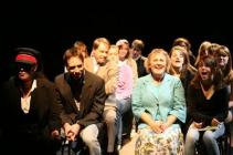 Photograph from Our Day Out - lighting design by Michael Dobbs