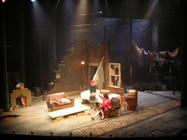 Photograph from A Taste Of Honey - lighting design by Richard Jones