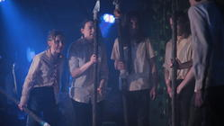 Photograph from Lord of the Flies - lighting design by austinc123