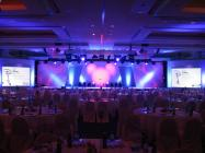 Photograph from Disney Institute - The Dubai Seminars - lighting design by Paul Smith