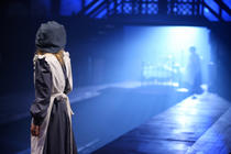 Photograph from The Railway Children - lighting design by Richard Jones