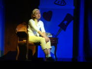 Photograph from Grease - lighting design by Pete Watts