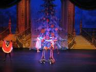 Photograph from The Nutcracker - lighting design by Paul Smith