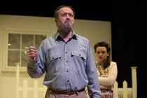 Photograph from All My Sons - lighting design by Charli_R